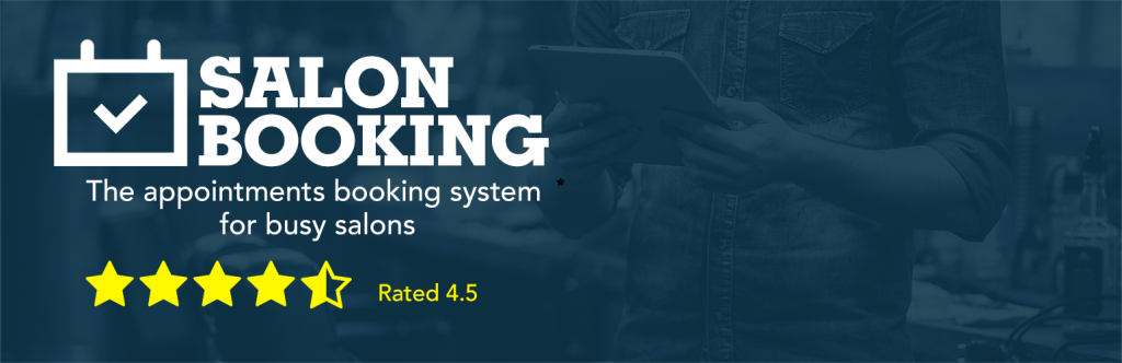 Salon Booking System