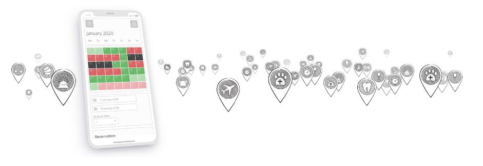 Pinpoint WordPress booking Plugin, WordPress booking plugins