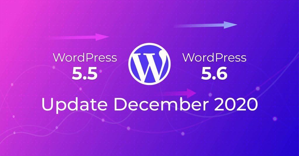 WordPress 5.6 Update 2020